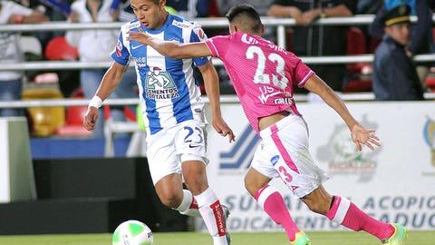 Dieter Villalpando -- Pachuca to Tigres