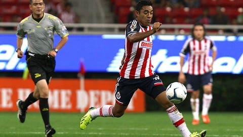 Marco Fabian -- Cruz Azul to Chivas