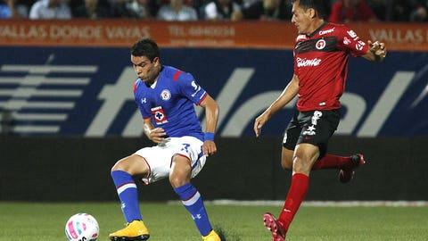 Pablo Barrera -- Cruz Azul to Monterrey