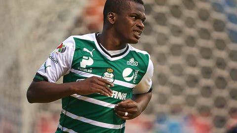 Darwin Quintero -- Santos Laguna to Club América
