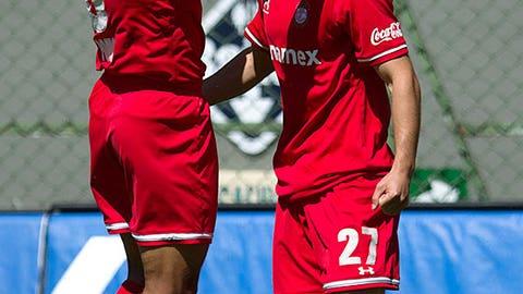 Isaac Brizuela/Miguel Ponce -- Toluca to Chivas