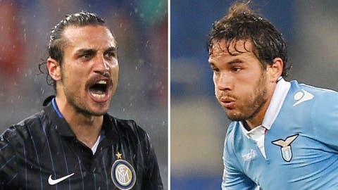 Serie A: Internazionale vs. Lazio (Sunday, 2.45 p.m. ET)