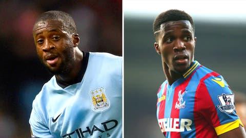 Premier League: Manchester City vs. Crystal Palace (live, Saturday, 7.45 a.m. ET)