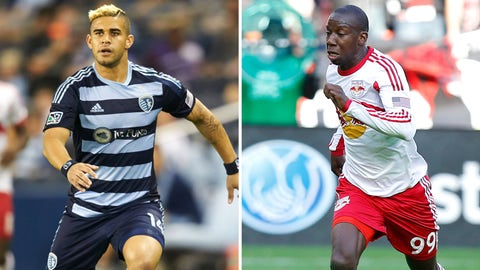 Sporting Kansas City – New York Red Bulls – Sunday, March 8, 7 p.m. ET (FOX Sports 1)
