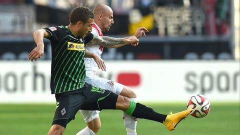 Fabian Johnson, Borussia Monchengladbach defender