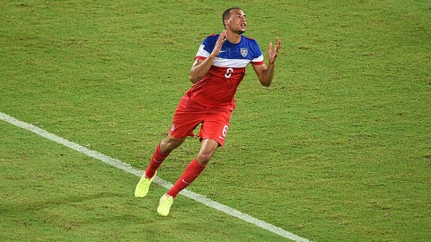 John Anthony Brooks stuns Ghana