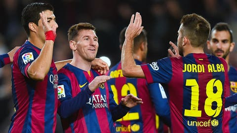 Barcelona (La Liga)