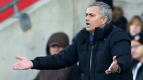 Mourinho jibe obscures inability to claim maximum points at Southampton