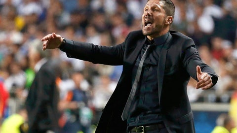 Diego Simeone (Atletico Madrid)