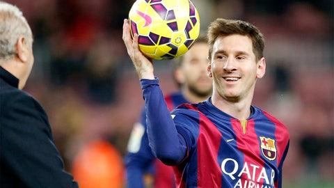 Lionel Messi (Barcelona, Argentina)