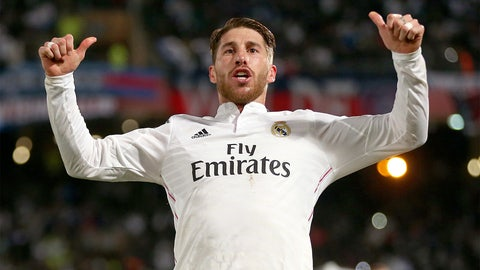 Sergio Ramos (Real Madrid, Spain)