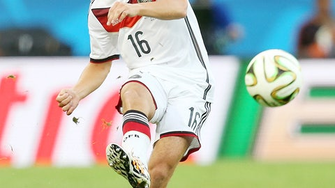 Philipp Lahm (Bayern Munich, Germany)