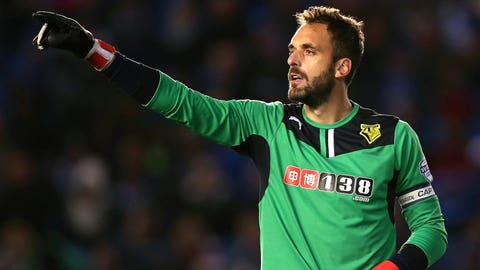 Manuel Almunia (Spain, goalkeeper)