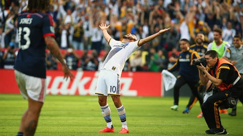 USA, MLS legend Landon Donovan goes out on a high note