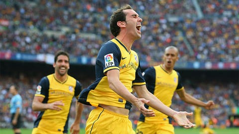 Atletico Madrid win La Liga in final matchday