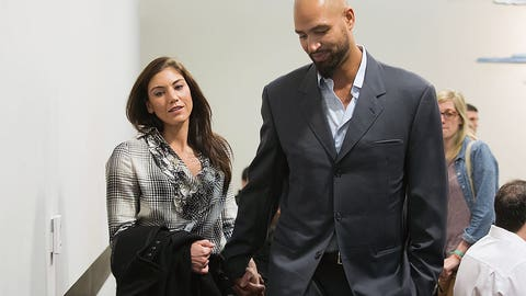 Hope Solo is arrested on assault charges
