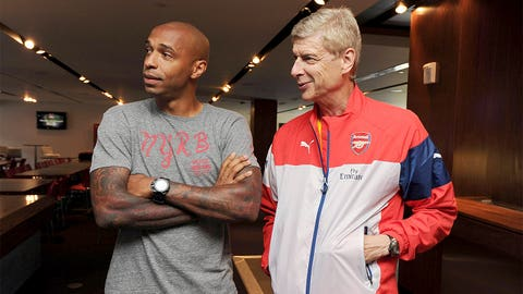 Thierry Henry retires from the beautiful game
