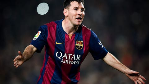 Lionel Messi makes history and more