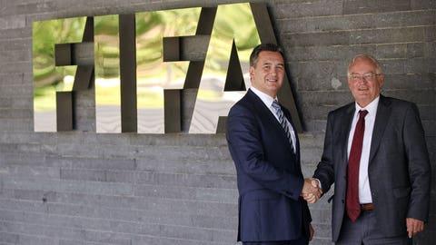 FIFA dismisses Michael Garcia's ethics report