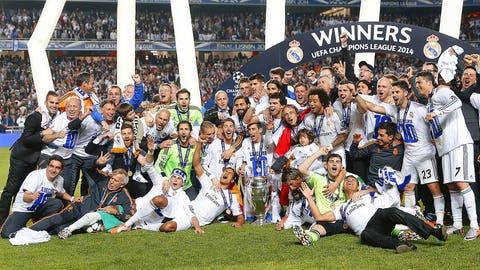 Real Madrid capture La Decima in extra-time thriller
