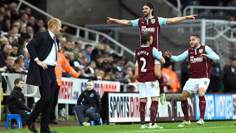 Burnley display resolve once again to claim another precious point