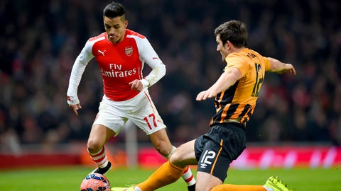 FA Cup holders Arsenal start defense with assured victory over Hull City