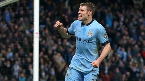Milner saves Manchester City from Sheffield Wednesday upset