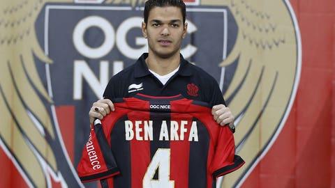 Hatem Ben Arfa, midfielder/winger