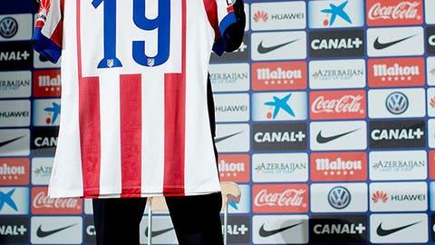 Fernando Torres, forward