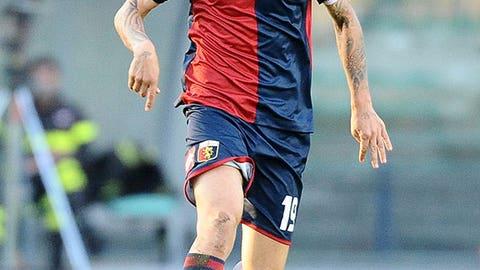 Leandro Greco, midfield