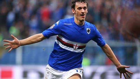 Manolo Gabbiadini, forward