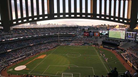 March 15: New York City FC v. New England Revolution