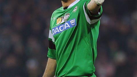 Zeljko Brkic, goalkeeper