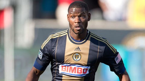 Philadelphia Union - Maurice Edu: $819,000