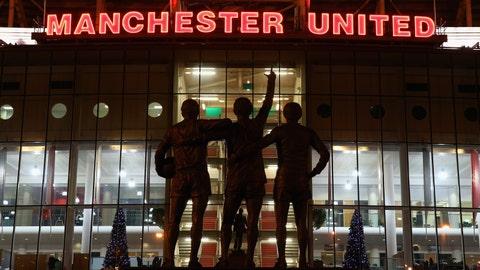 Manchester United - €107 million
