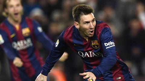 La Liga: Deportivo vs. Barcelona (Sunday, 1 p.m. ET)