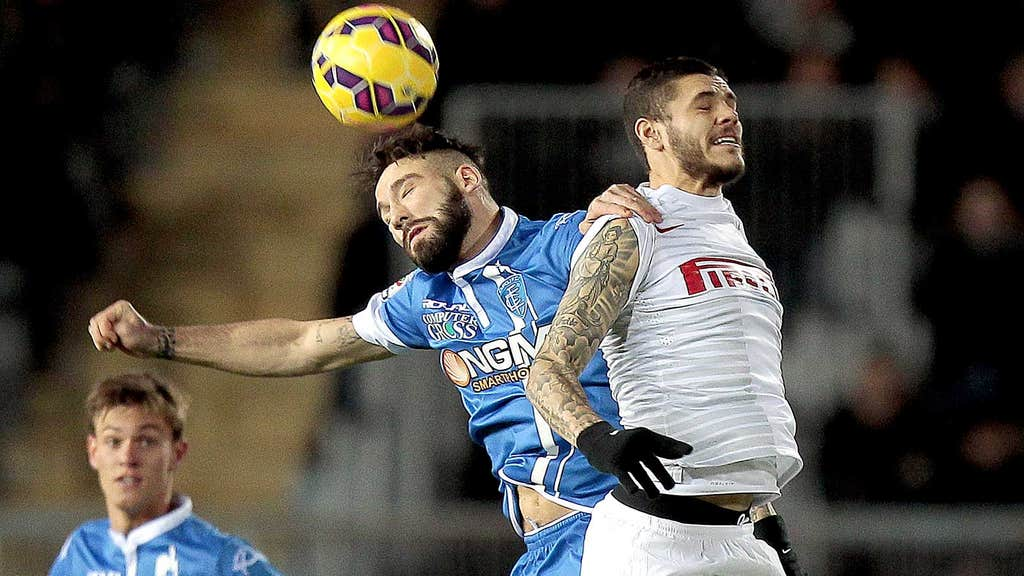 801d3bccc0971d Inter fail to break Empoli, settle for underwhelming draw in Serie A ...