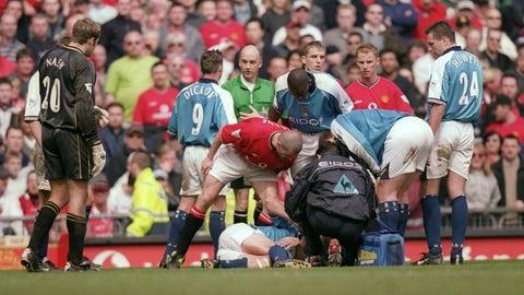 Roy Keane exacts revenge on Alf-Inge Haaland