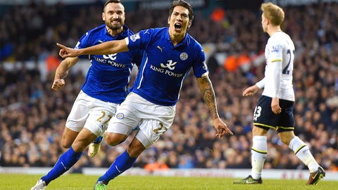 Leonardo Ulloa, Leicester City to Anywhere Else