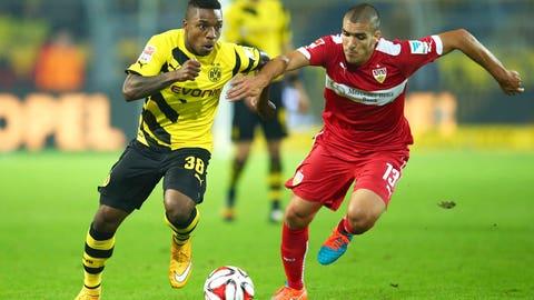 Joe Gyau, Borussia Dortmund forward