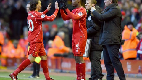Daniel Sturridge's return offers Liverpool timely boost