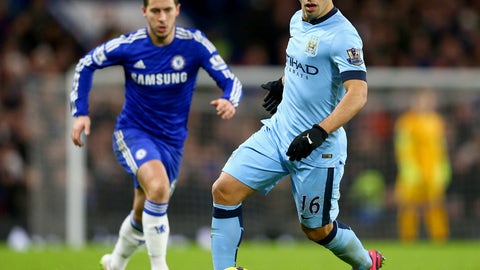 Manchester City spurn chance to take advantage of weakened Chelsea