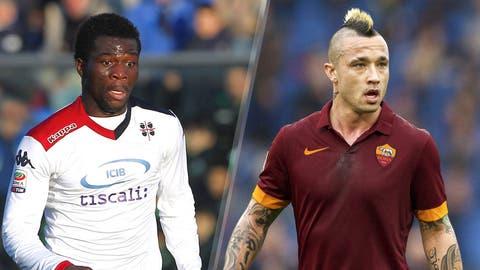 Serie A: Cagliari vs. Roma (live, Sunday, 9 a.m. ET)