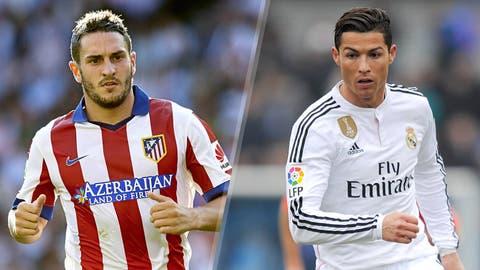 La Liga: Atletico Madrid vs. Real Madrid (live, Saturday, 10 a.m. ET)