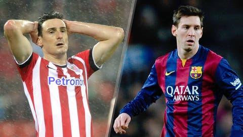 La Liga: Athletic Bilbao vs. Barcelona (live, Sunday, 3 p.m. ET)