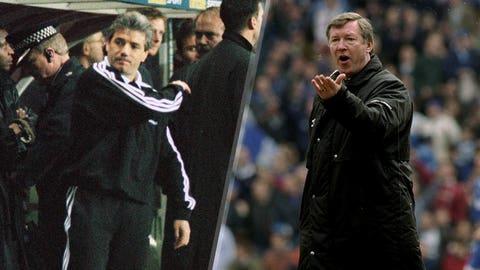 Kevin Keegan vs. Sir Alex Ferguson