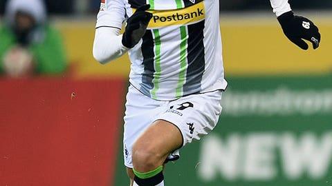 Fabian Johnson, Borussia Mönchengladbach defender