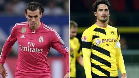 Gareth Bale/Mats Hummels