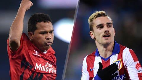 La Liga: Sevilla vs. Atletico Madrid (live, Sunday 1 p.m. ET)