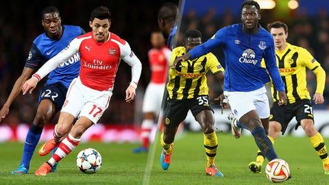 Premier League: Arsenal vs. Everton (live, Sunday, 9:05 a.m. ET)